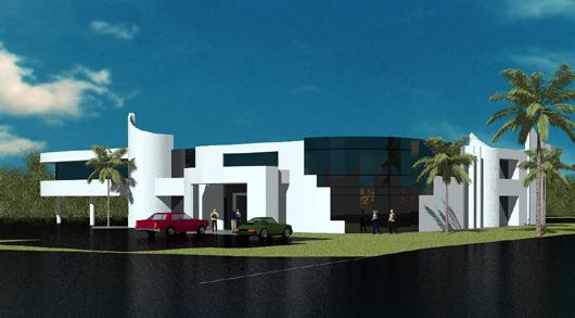 Office Building Extensions at Springwood for Devine Ltd...View 2